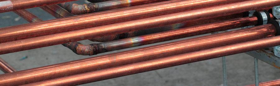 Beliebt Korrosion in Kupferleitungen reduzieren oder ganz vermeiden RP44