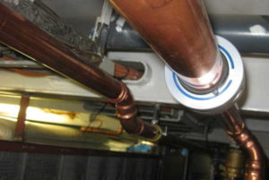 Super Korrosion in Kupferleitungen reduzieren oder ganz vermeiden XJ91