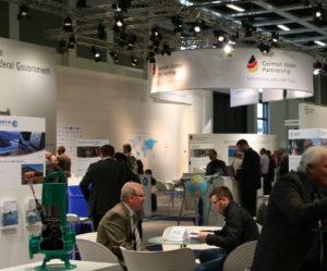 Gemeinschaftstand German Watership