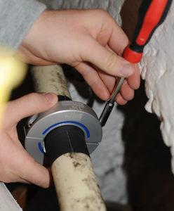 Merus Ring Installation